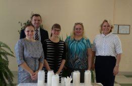 Maisto instituto mokslininkų vizitas Baltarusijoje